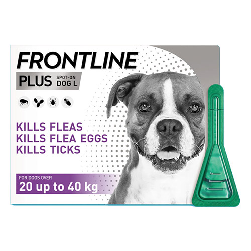 For Large Dogs 20-40KG (Purple)