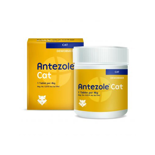 Antezole Tablets for Cats