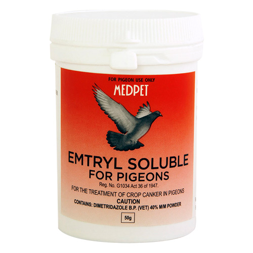 Emtryl Soluble Powder