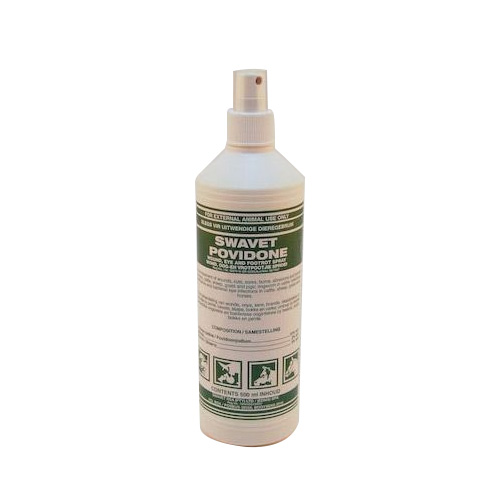 Povidone Spray (Swavet)