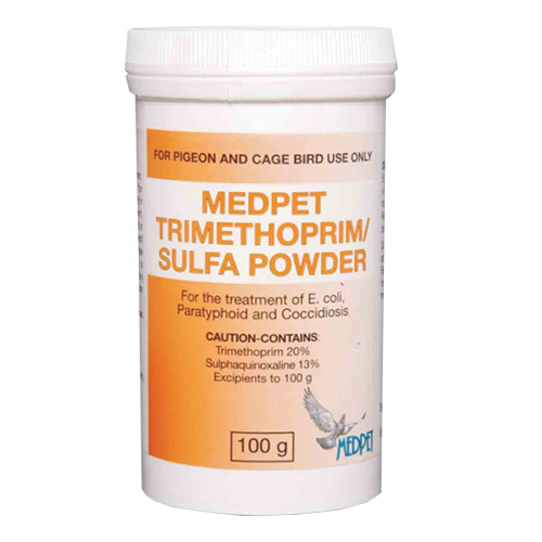 Trimethoprim/Sulfa Powder
