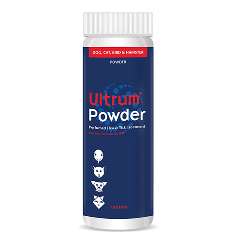 Ultrum Flea & Tick Powder
