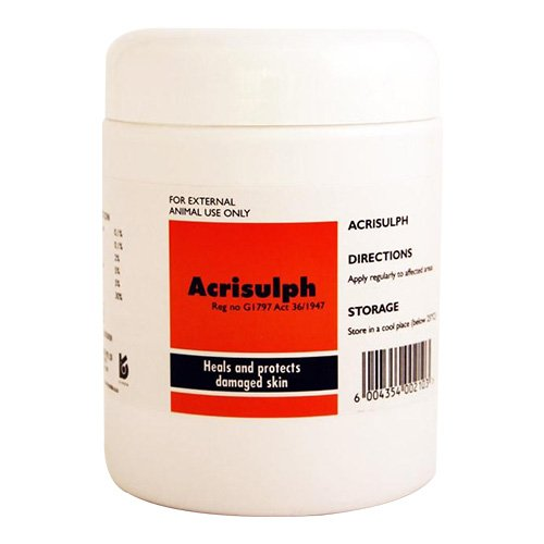 Acrisulph Wound Ointment 500gm