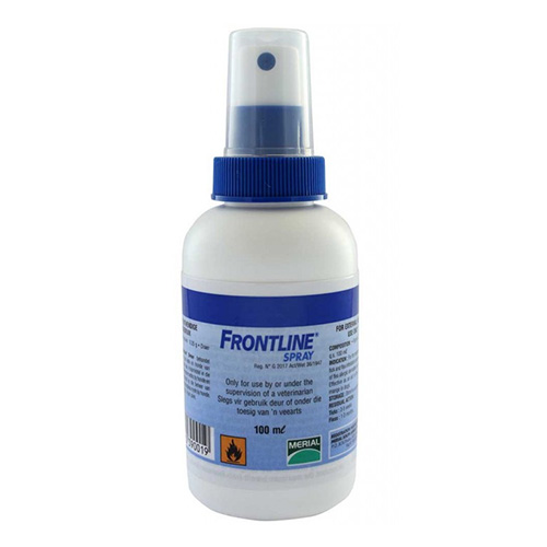 Frontline Spray For Dogs - 100 ML