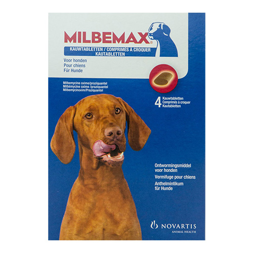 Milbemax Chewables