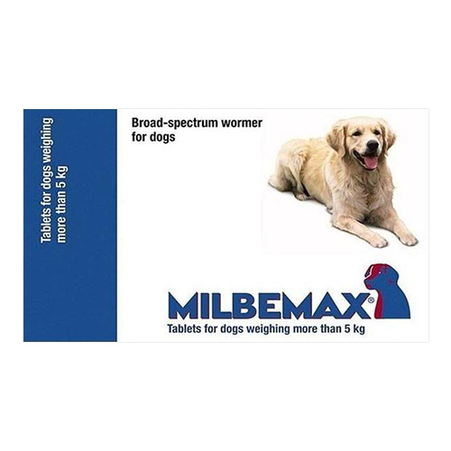Milbemax Tablets